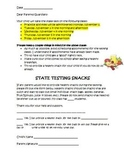 FREE Standardized Test Letter to Parents