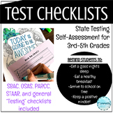 State Testing Checklists FREEBIE