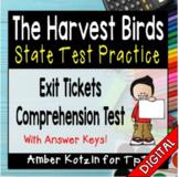 The Harvest Birds State Test Prep - 3rd Grade Journeys