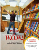 "State Testing: Journey's ""The Power of W.O.W"" TDA"