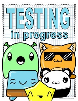 State Testing Motivation and Posters