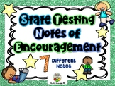 State Testing Notes