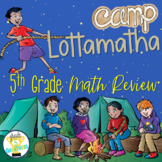 State Test Prep Fifth Grade Math Review