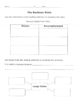 State Testing Preparation Packet for Reading