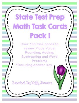 State Testing Review Pack 1