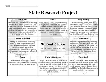 State Research Project Tic-Tac-Toe Board