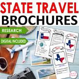 STATE BROCHURE - Editable Trifold Template, Internet Resou