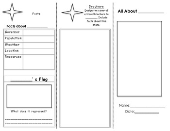 State Trifold