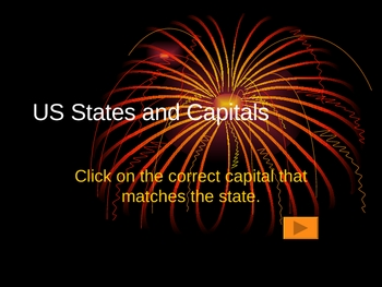 State and Capital Power Point