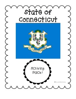 State of Connecticut (Connecticut State) Activity Pack