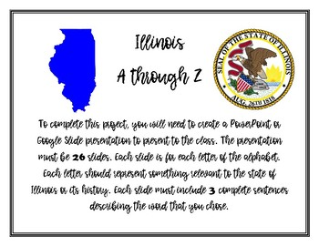 State of Illinois Project