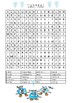 State of Matter Word Search and Quiz