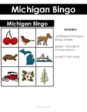 State of Michigan Bingo