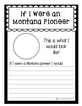 State of Montana (Montana State) Activity Pack