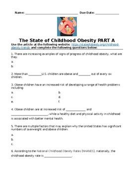 State of Obesity in America