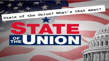 State of the Union: What's that mean? PowerPoint
