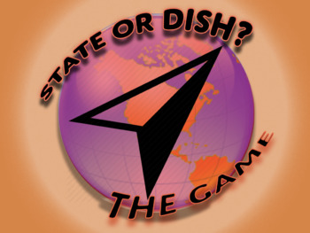 State or Dish? Geography or Spanish Culture Game