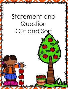 Statement and Question Sort