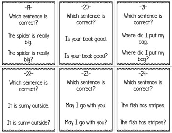 Statement or Question Game