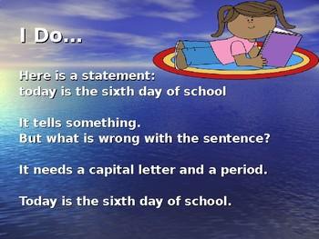 Statements PowerPoint