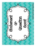 Statements and Questions Scoot- Chevron
