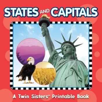 States & Capitals Photo Workbook
