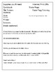 States Lapbook - Microsoft Word Template
