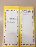 States Of Matter Pamphlet/Brochure