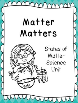 States Of Matter: Solids, Liquids and Gases