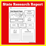States Research Report Template