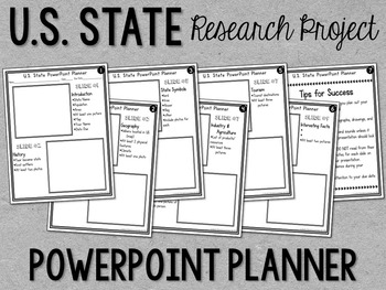 States Research Project