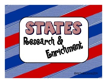States Research and Enrichment