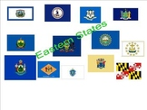 States and Capitals - Eastern States