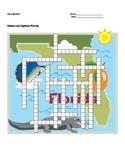 States and Capitals - Florida State Symbols Crossword Puzzle