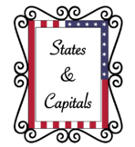 States and Capitals Tests and Quizzes