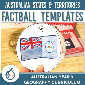 States and Territories of Australia Factballs and Informat