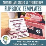 Australian States and Territories Flipbooks and Fact Sheets