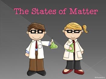 States of Matter Notes