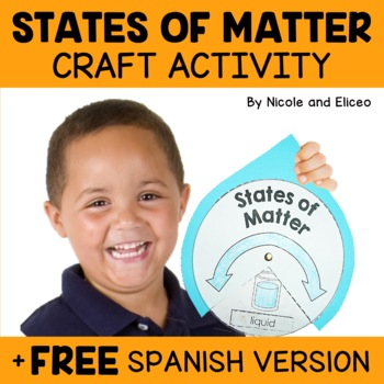 Easy Craft - States of Matter Activity