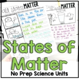 States of Matter: Solid, Liquid & Gas