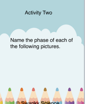 States of Matter With 3 Activities