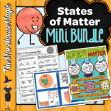 States of Matter Activity Bundle