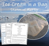 States of Matter Activity - Make Ice Cream In A Bag