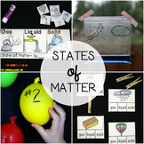 States of Matter Activity Pack (Distance Learning)