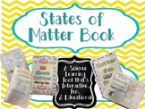 Physical Science- 3 States of Matter Flip Book