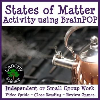 States of Matter Brain Pop