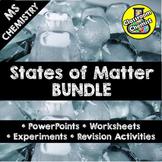 States of Matter Bundle MS-PS1-4