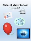 States of Matter Cartoon