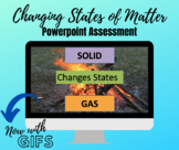 States of Matter - Changing States POWERPOINT!