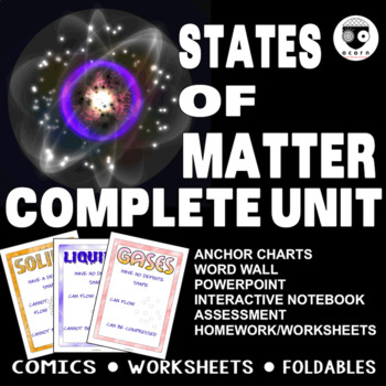 States of Matter Complete Unit